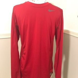 EUC NIKE Fitted shirt